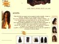 Taloua - M�ches de cheveux naturels