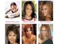 COIFFURE DE STARS : Galerie photos des coupes de cheveux des stars afro americaines