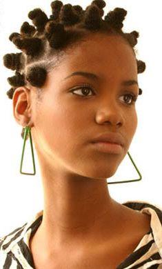 Technique coiffure afro americaine